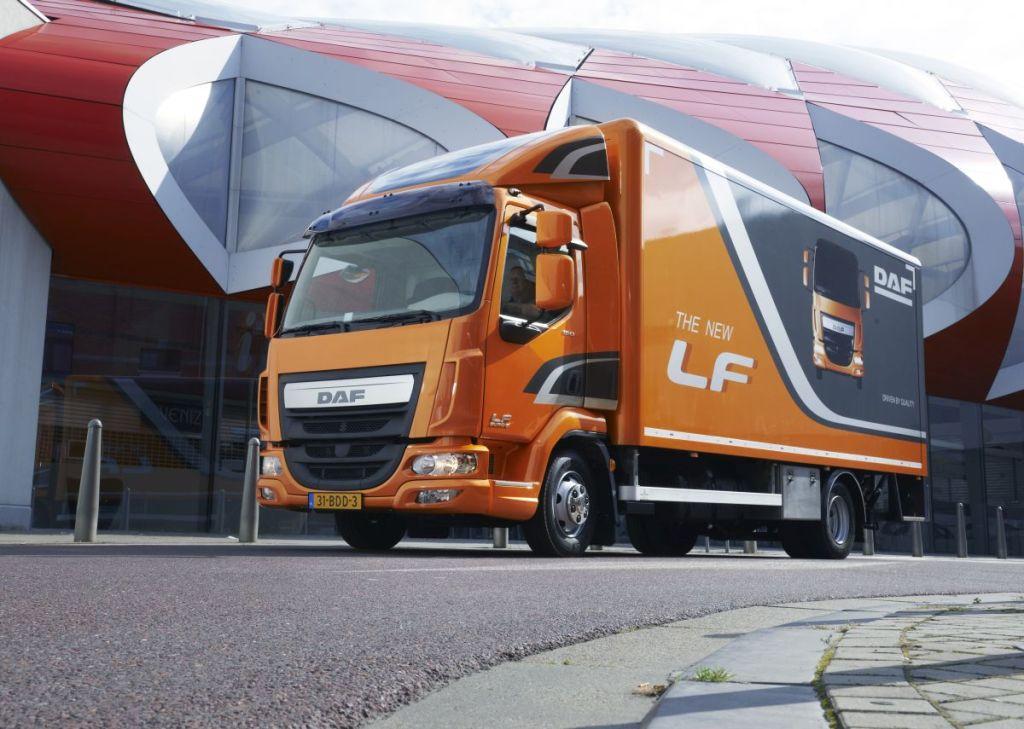 DAF LF Euro 6 | Centrako