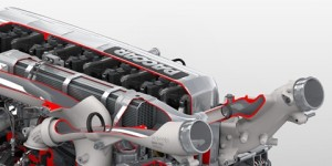 Engine-detail-engine-brake-PACCAR-MX-13-euro-6