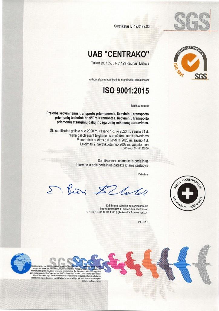 Centrako certificates 2019_Lt