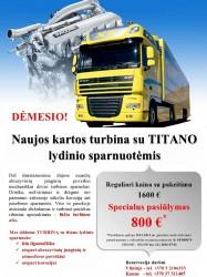 CENTRAKO_TITANINE turbina_SPEC  PASIULYMAS iki 2016 07 01