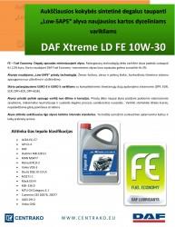 DAF Xtreme LD FE 10W-30_UAB CENTRAKO ALYVA-page-0